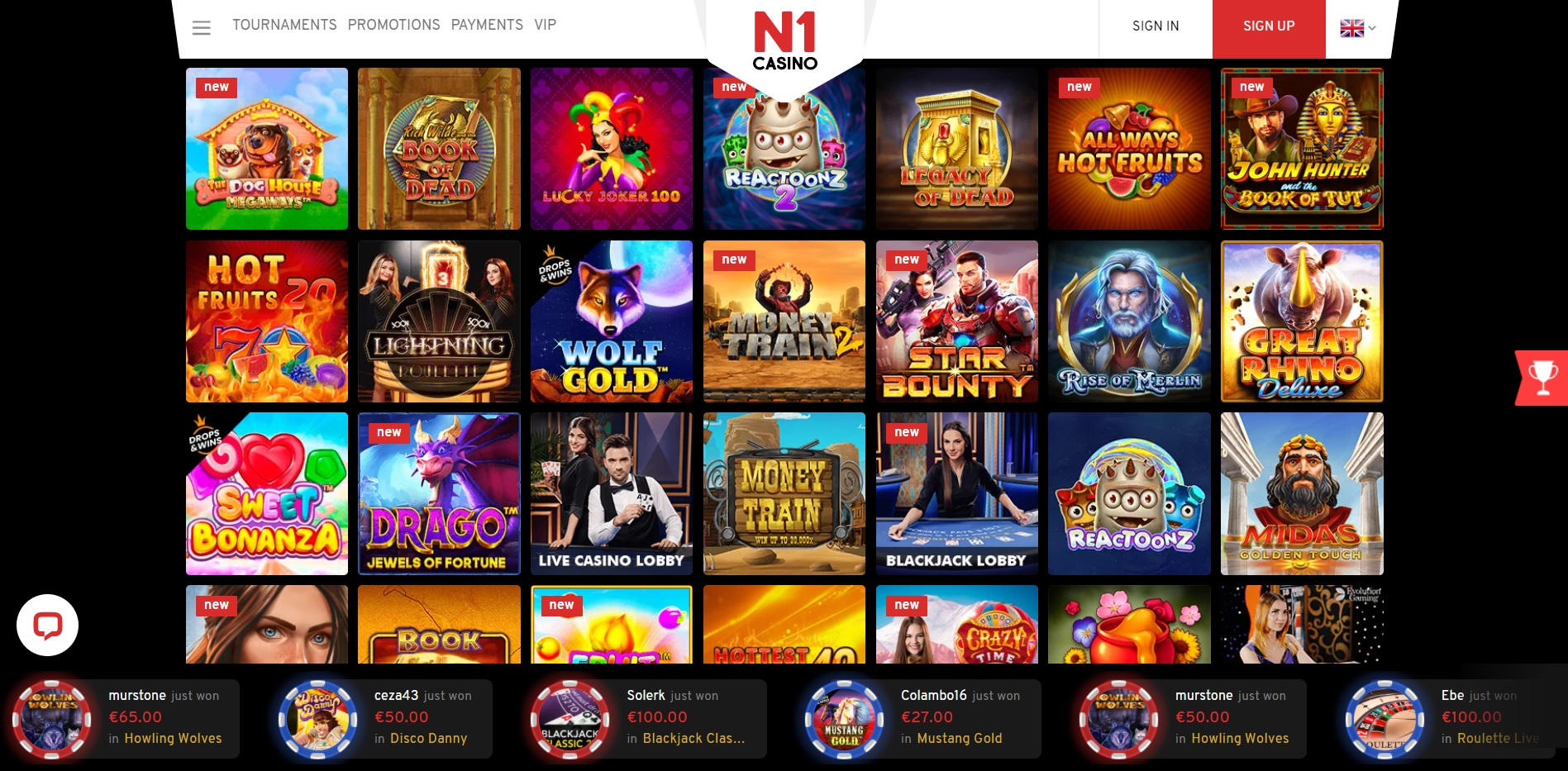 You Must Know The Best Casino Bonuses