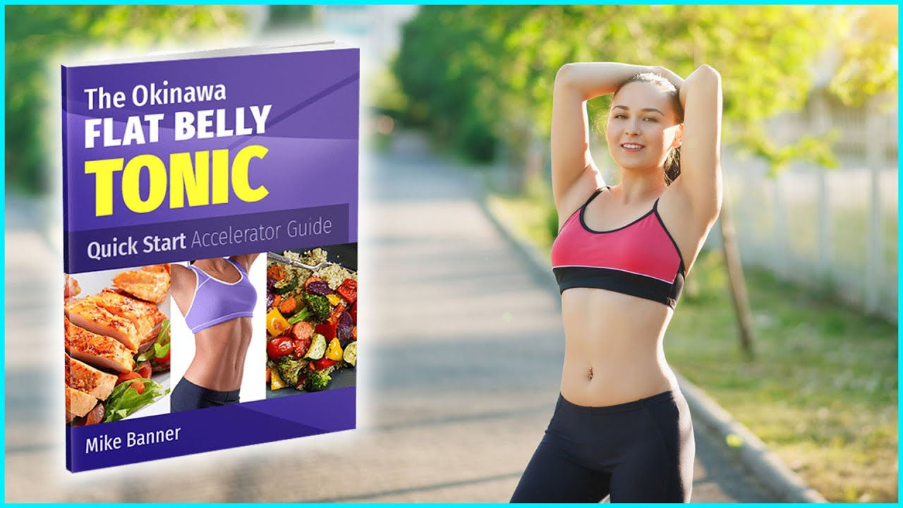 Okinawa Flat Belly Tonic -Remedies For Losing Belly Fat