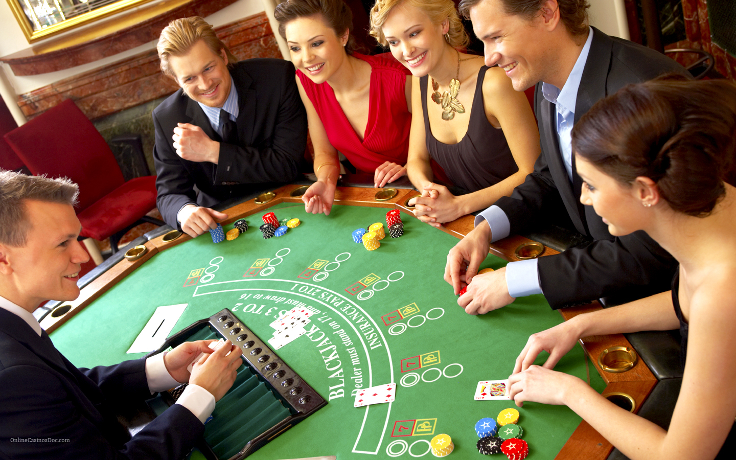 Online Gambling Game for Real Funds