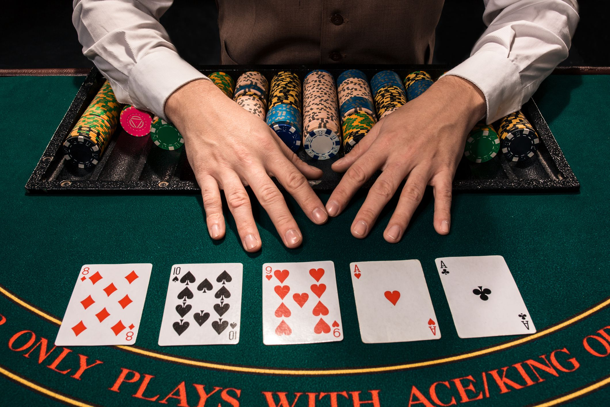 Value of Internet Poker Sites
