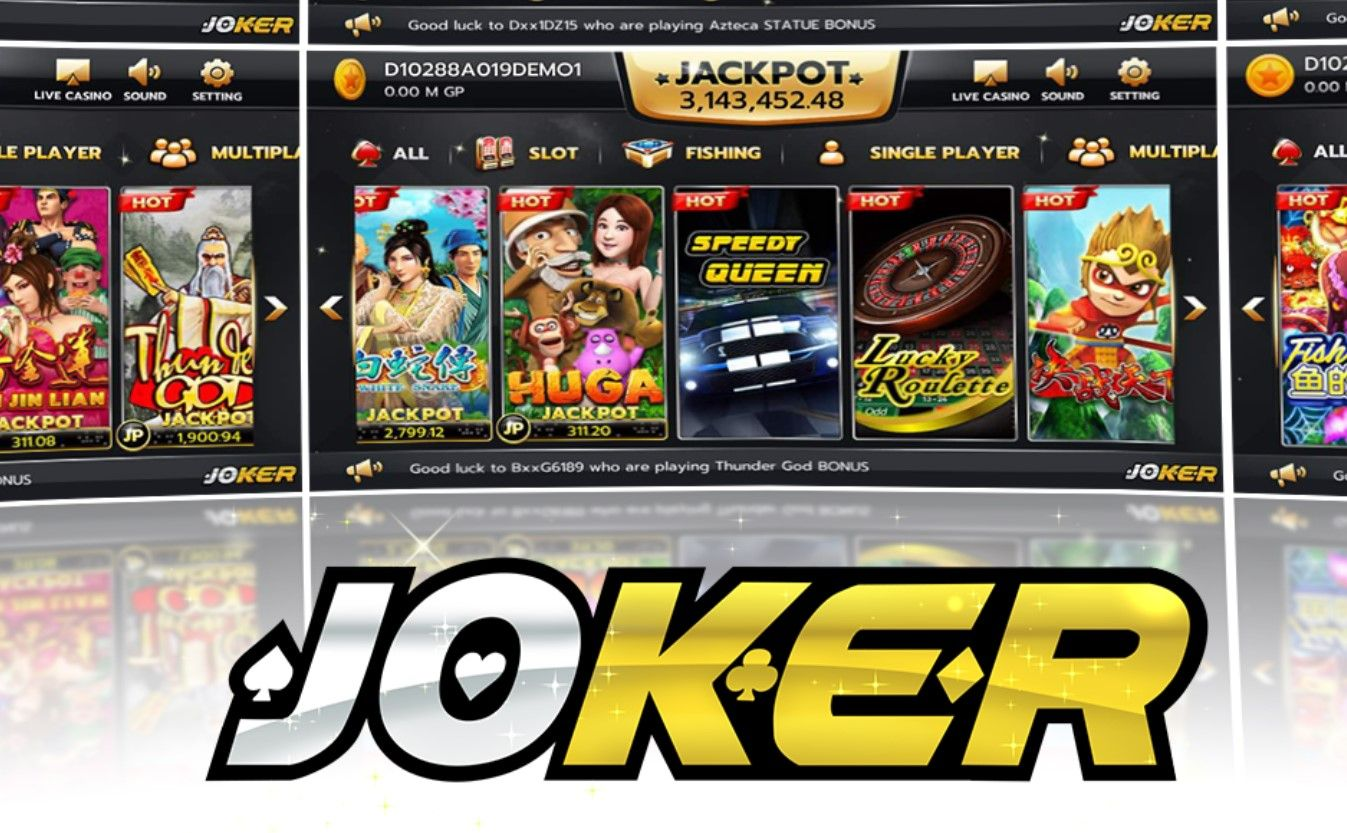What must you differentiate in playing poker on the internet?