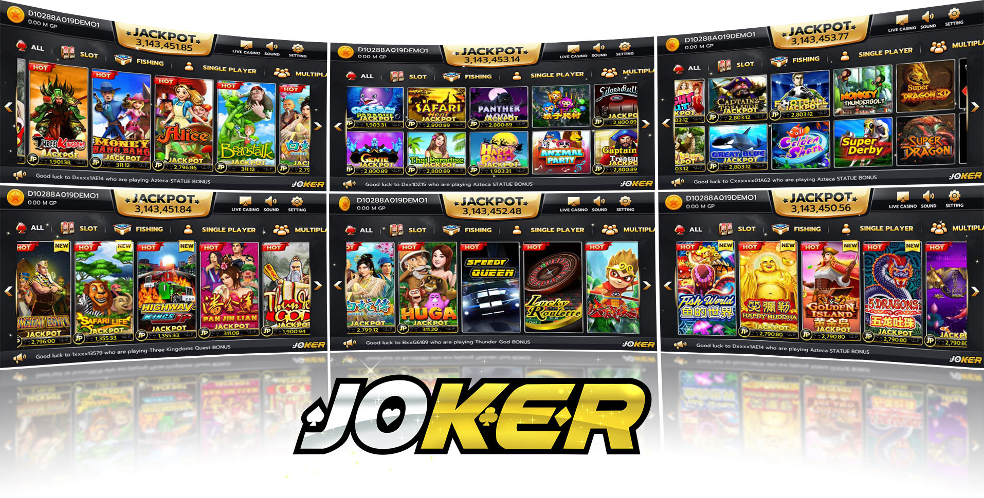 A number of the benefits and features regarding gambling sites