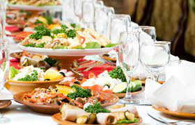 Party catering to be able to guarantee effectiveness without problems of food satisfaction