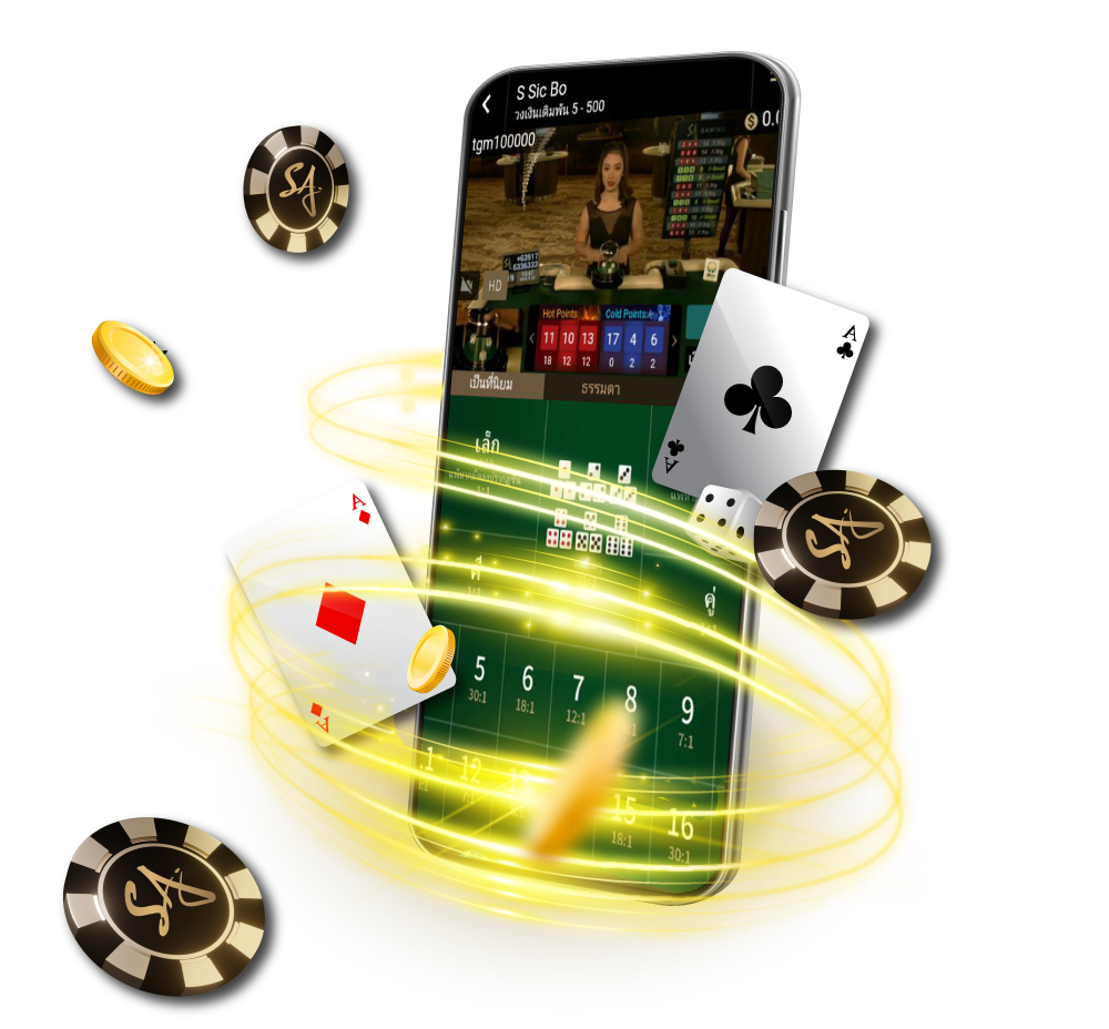 SA Game playing of casino houses, you will get a lot more 100 to pick from.