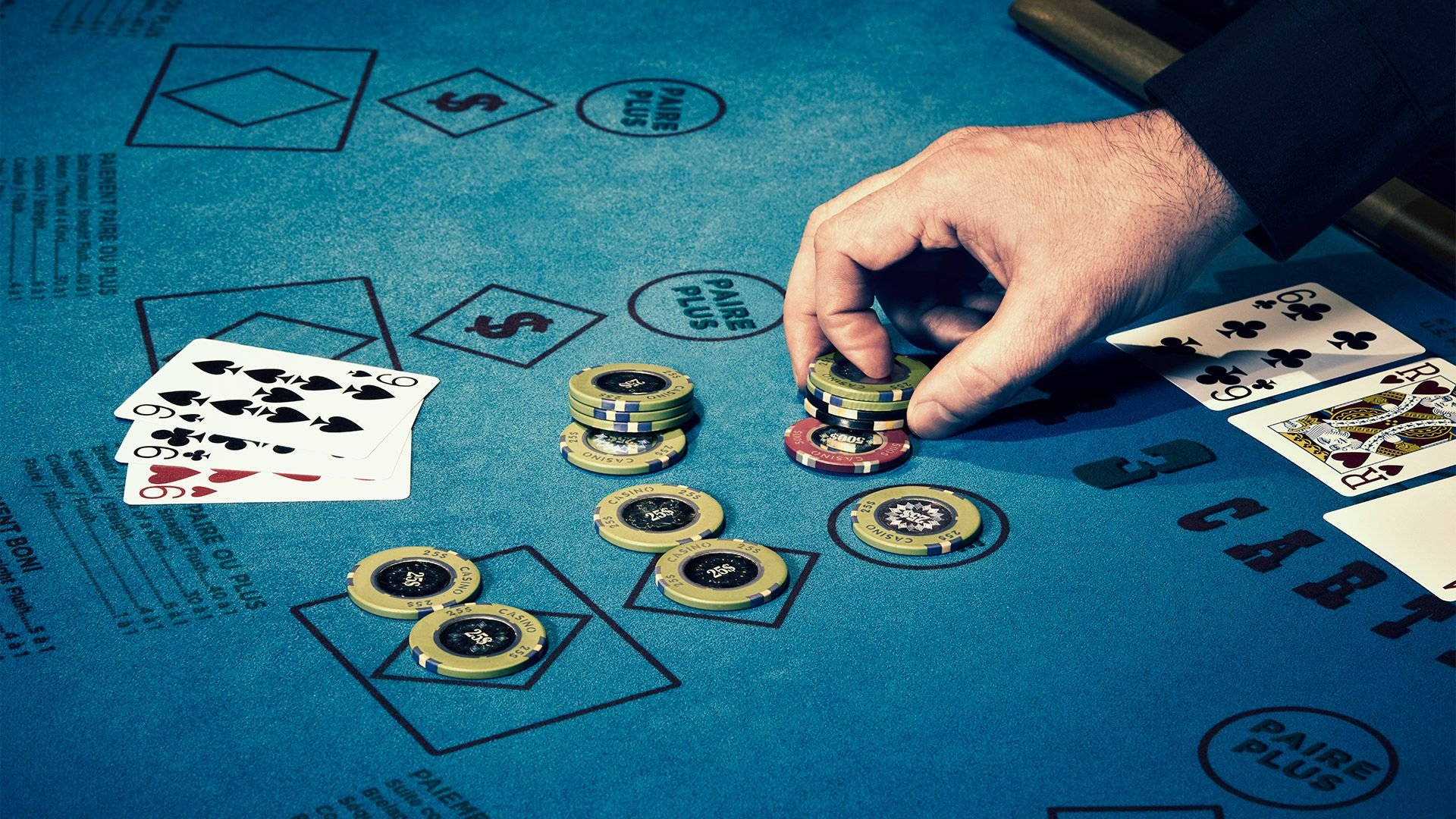 What're the best On the web casino Online games On-line?